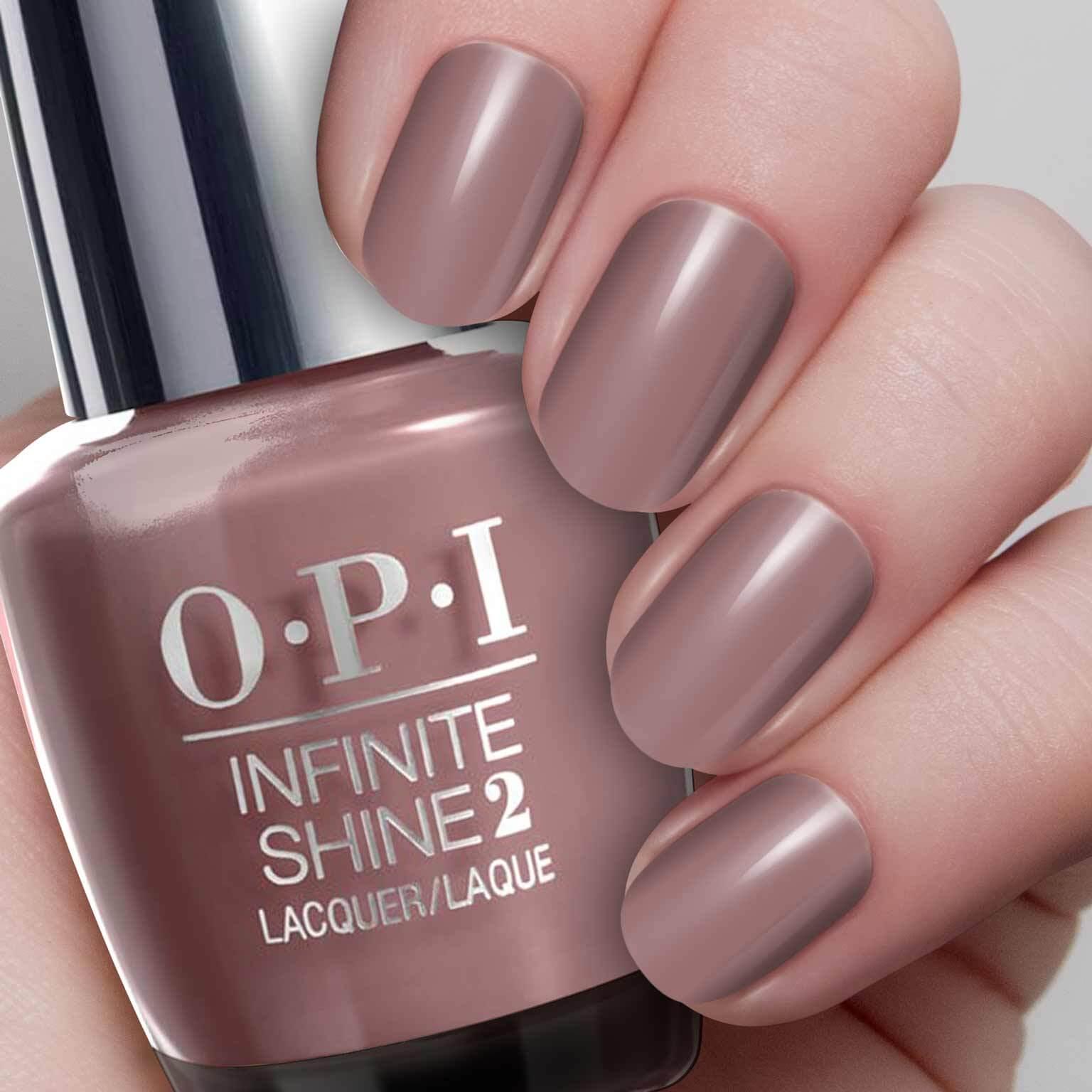 OPI Infinite Shine: Esmalte acabado gel de OPI