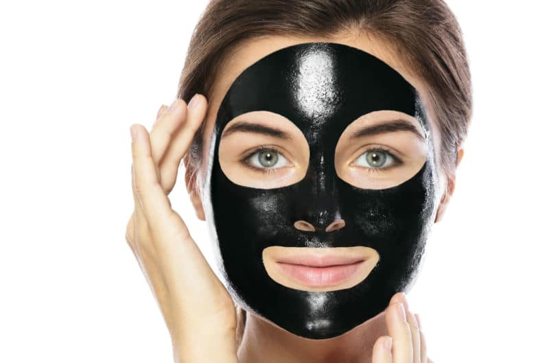mascarilla negra black mask